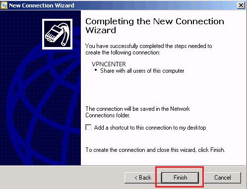 winxp l2tp step7 - Windows XP L2TP Vpn Setup
