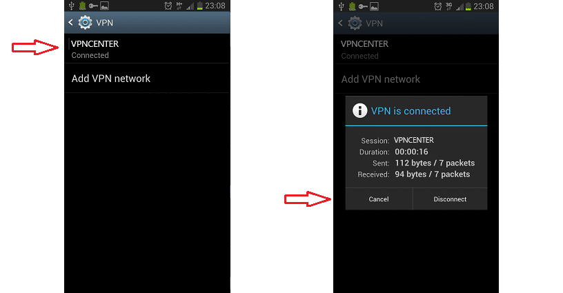 android step5 1 - Android PPTP Vpn Setup