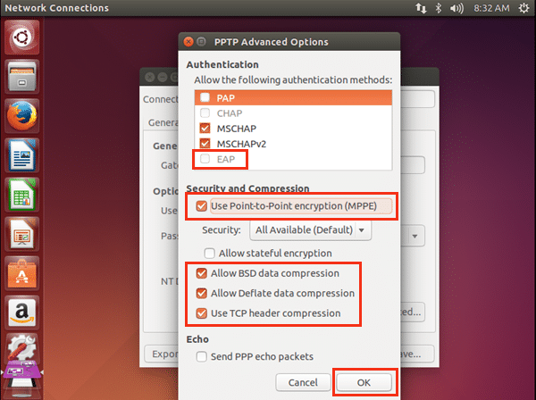 pptp ubuntu 3 - How To Setup VPN PPTP Protocol Manually on Ubuntu