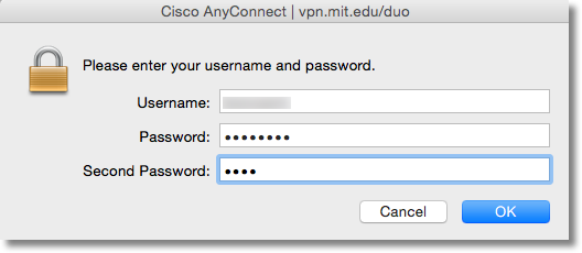 Cisco AnyConnect-vpn-mac