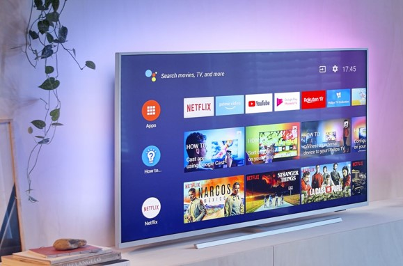 android tv 1 - VPNCENTER for Android TV